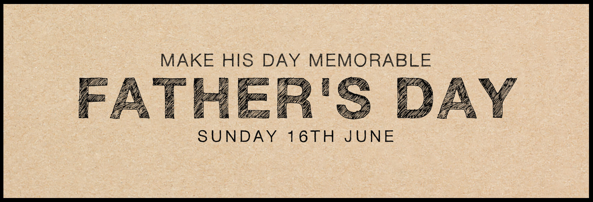 Father's Day at The Ranelagh