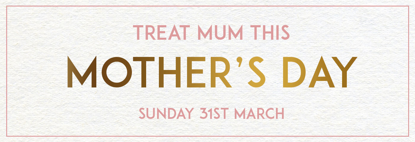 Mother's Day at The Ranelagh